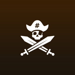 Hashtag Pirate